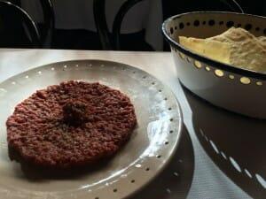 Steak Tartar de Sacha Hormaechea