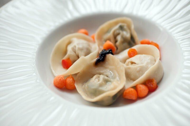 Surtido de Dumplings