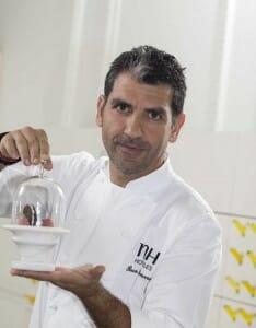 Paco Roncero, chef de hoteles NH