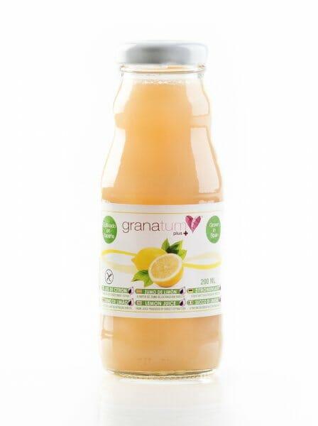 Zumo de limón Granatum Plus