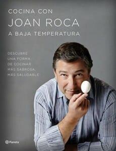 Portada de Cocina con Joan Roca a baja temperatura