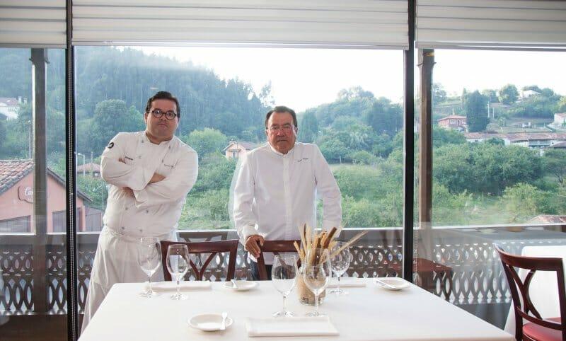 Pedro y Marcos Morán al frente de Casa Gerardo
