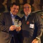 Pitu Roca, premiado por su defensa de los vinos de Jerez