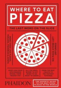 Portada de Where to Eat Pizza: the last word on the slice
