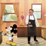 Ferran Adrià vuelve a cocinar para los niños con los personajes de Disney
