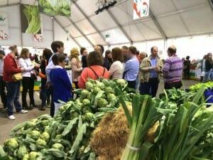 Mercado Jornadas de la Verdura