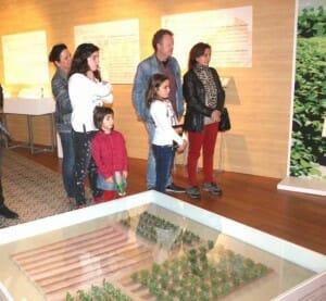 Visita al Museo de la Verdura