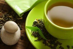 El té verde tiene numerosos procedimientos de secado