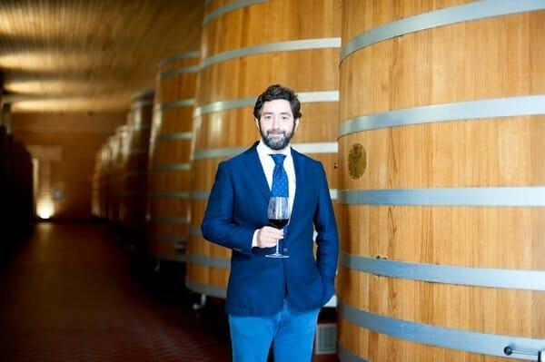 Gonzalo, en Vega Sicilia