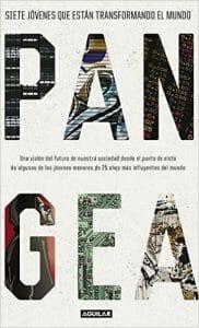 Portada de Pangea: siete jóvenes que están transformando el mundo
