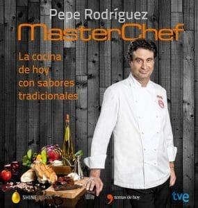 Portada de MasterChef: la cocina de hoy con sabores tradicionales