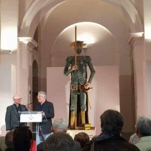 Presentación. Centro Cultural San Marcos. Toledo
