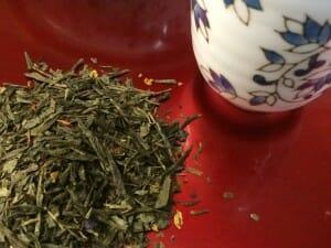 En la Ceremonia del Té, se utiliza té verde