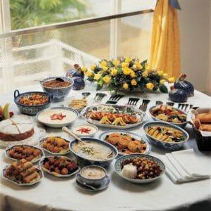 Platillos cocina macaoense