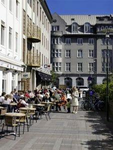 Las terrazas del centro