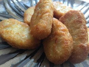 Nuggets de merluza