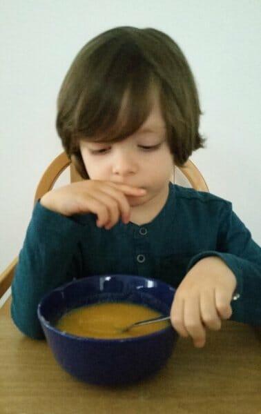 9 alimentos que evitar en niños con mala digestión