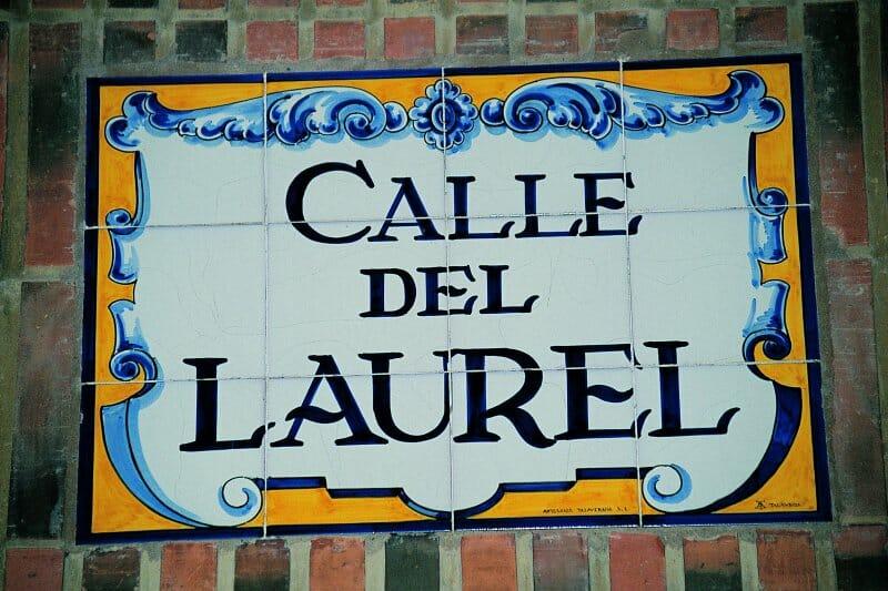 La calle más famosa del tapeo en España... ¿y el mundo?