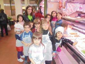 Un plan gastronómico y divertido para los niños en Logroño: AlimentArte