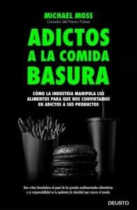 Portada de Adictos a la comida basura
