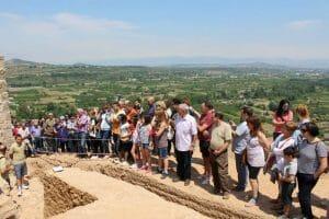 Visita guiada al Castillo de Nalda