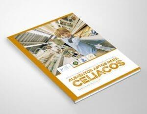 Libro 'Alimentos aptos para celiacos'