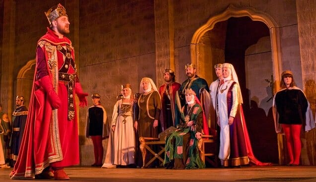 Nájera, en La Rioja, celebra su 48ª fiesta histórica 'El Reino de Nájera'