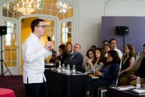 El cocinero Paco Morales