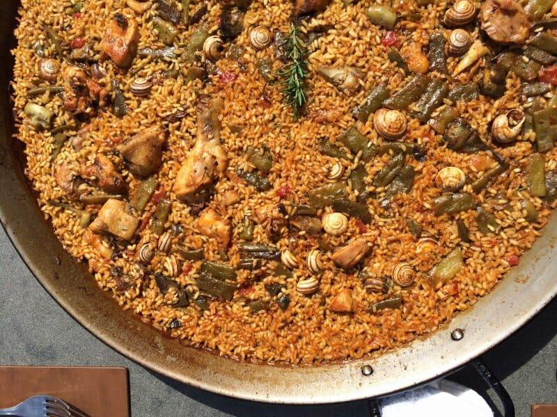 Paella valenciana... y 5 trucos para que la hagas perfecta