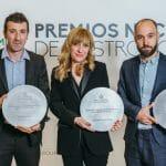 Eneko Atxa y Carlos Maribona, Premios Nacionales de Gastronomía 2015