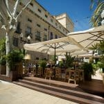 Teatro Bistrot Terrace: comer y disfrutar