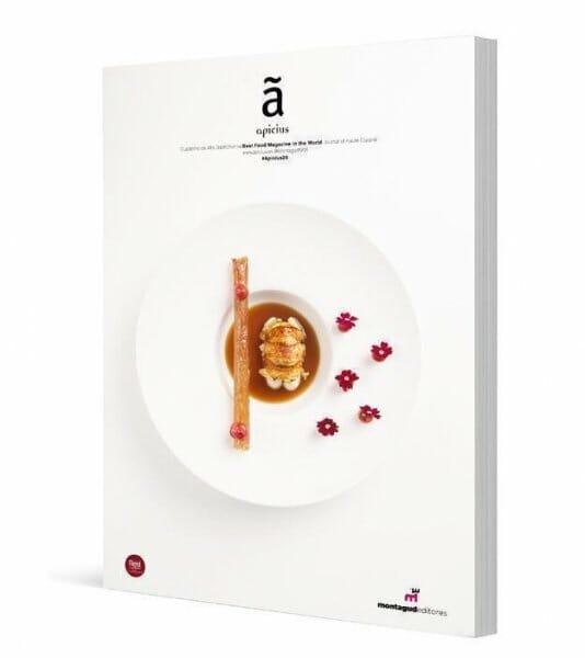 Apicius: excelencia, o por qué es 'Best Food Magazine in the World'