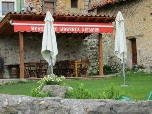 Casa Niembro, en Asturias, encabeza la lista