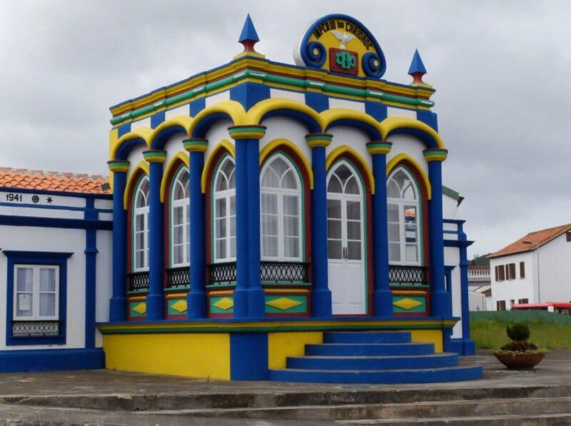 Las islas Azores, producto del mar y de los volcanes