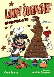 Portada de Laura Superchef chocolate