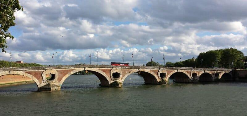 Toulouse: la ciudad rosa a un paso del cielo