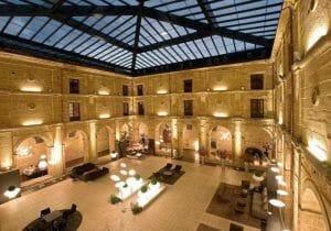 Claustro del Hotel Los Agustinos
