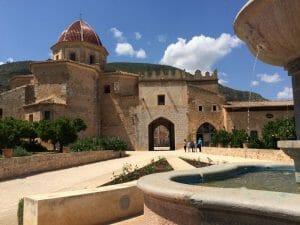 Real Monasterio de Santa María de la Valldigna.