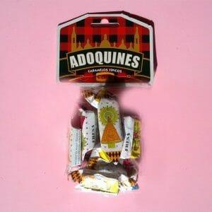 Adoquines caramelo Aragón