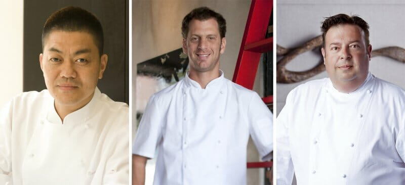 Chefs Internacionales en San Sebastián Gastronomika