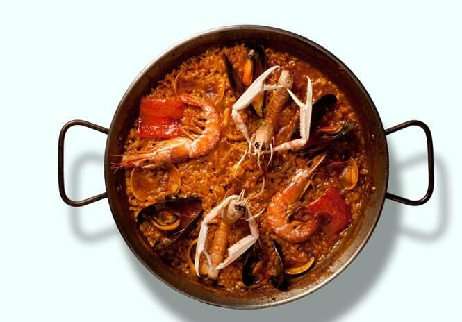 Good paellas and rice dishes in Barcelona… 3 restaurants you'd better not miss