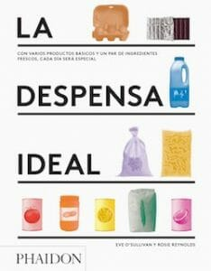 Portada de La despensa ideal