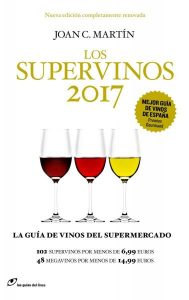 Portada de Los Supervinos 2017