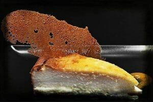 Tarta de queso de Cañadío