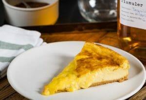 Tarta de queso de Fismuler, en Madrid