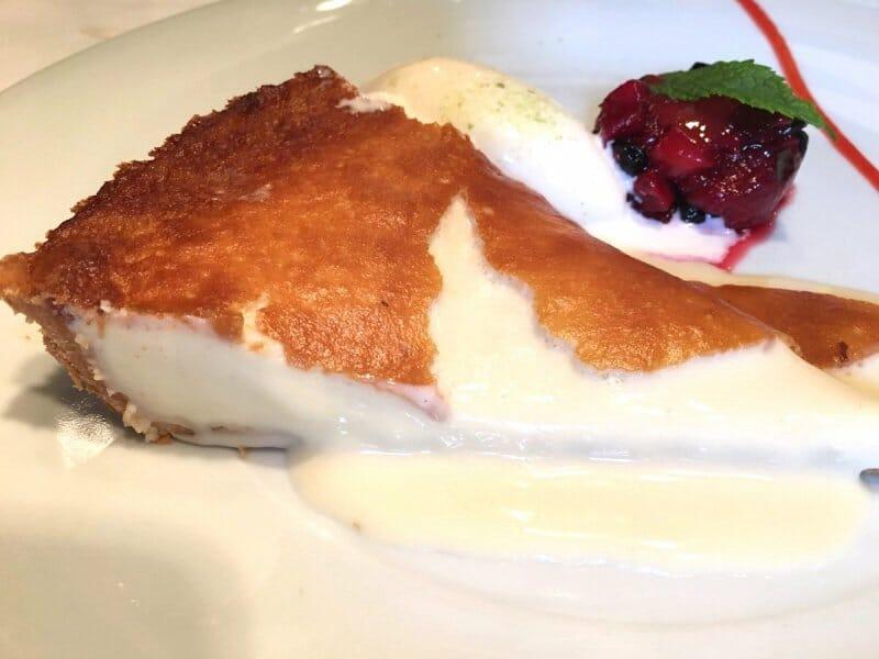 """Esta es la auténtica tarta de Zuberoa, en San Sebastián, la más """"copiada"""""""