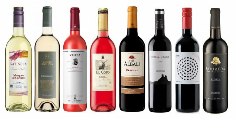 8 grandes vinos por menos de 5 euros que puedes comprar en el super