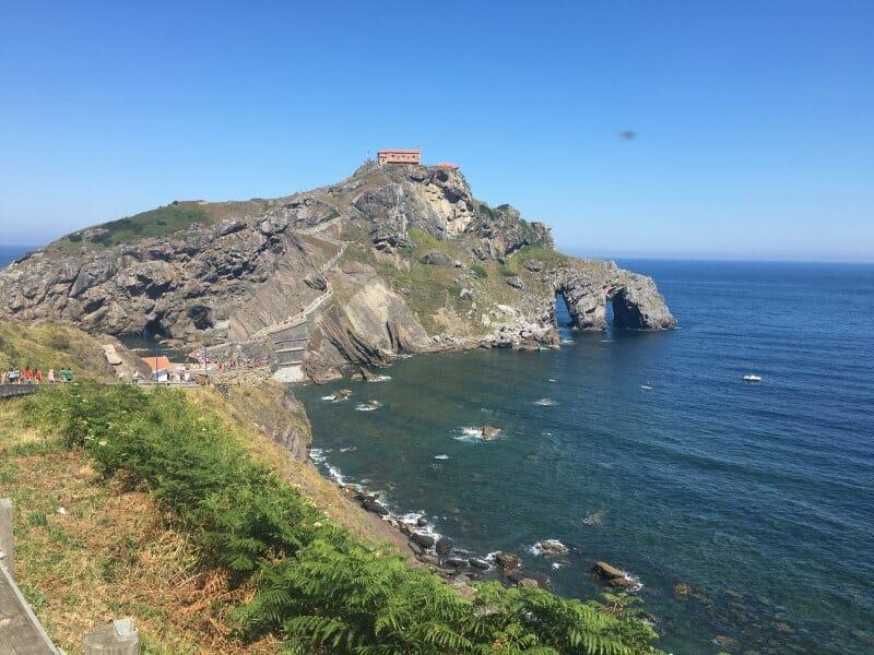 Comer bien en la costa de Vizcaya: asadores y pintxos con el mar de fondo