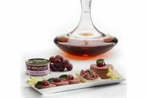 Paté al vino Rioja