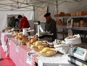 Feria del Queso en Munilla